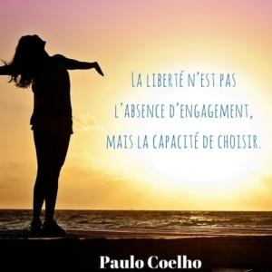 liberte-engagement-choisir-paolo-coelho-seliberer-resolution-emotionnelle
